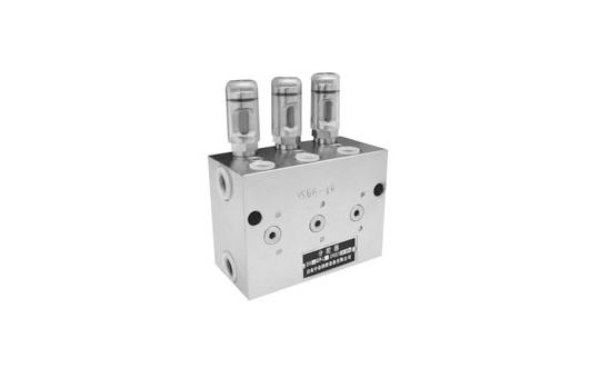 VSG/VSL型双线分配器