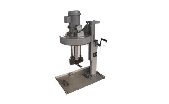 KSP8-S型手摇升降架式电动润滑泵