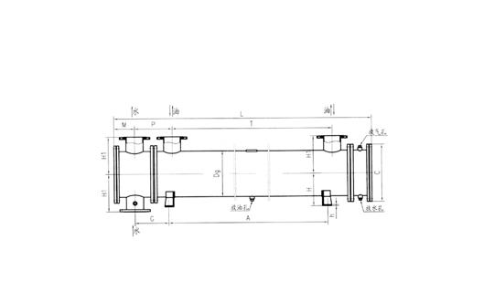 江苏2LQF1W 型冷却器