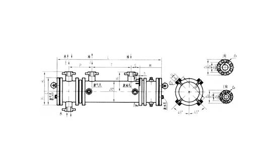 江苏2LQF1L 型冷却器
