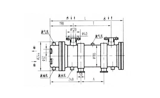 江苏4LQF3W 型冷却器
