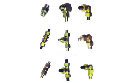 插入式管接头