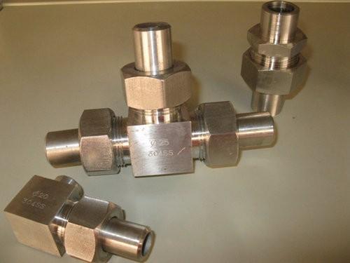 锥密封焊接式管接头