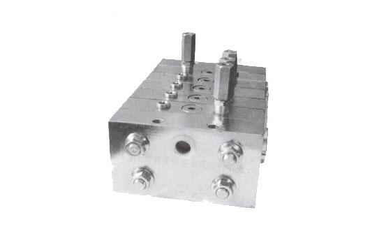 MJ/M/MX型单线分配器