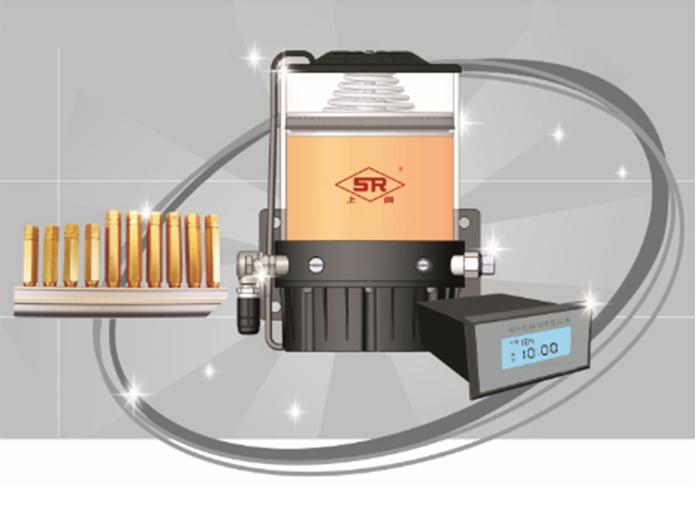 SR50车辆集中润滑系统