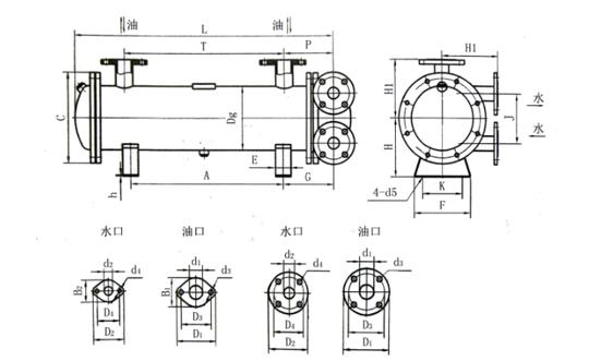 江苏2LQF6W 型冷却器