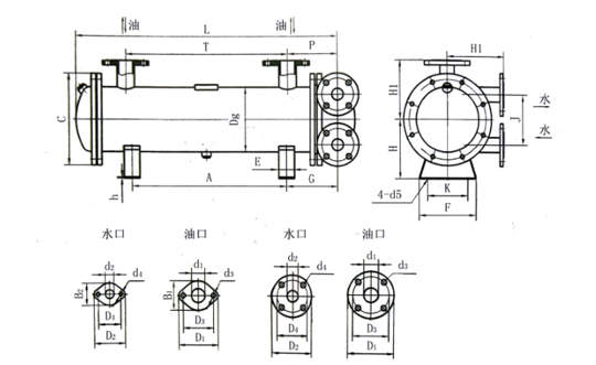2LQF6W 型冷却器